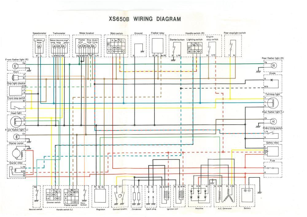 75-xs650b-wiring-circuit-diagram-2 Xs Wiring Diagram on xs850 wiring diagram, xj650 wiring diagram, xv920 wiring diagram, virago wiring diagram, xj550 wiring diagram, xs360 wiring diagram, xs400 wiring diagram, xj750 wiring diagram, xt350 wiring diagram, fz700 wiring diagram, xv535 wiring diagram, chopper wiring diagram, xvs650 wiring diagram, yamaha wiring diagram, cb750 wiring diagram, xvz1300 wiring diagram, yz426f wiring diagram, it 250 wiring diagram, fj1100 wiring diagram, xs1100 wiring diagram,