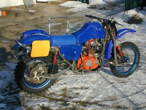 1 .. sidecross 975cc XS650