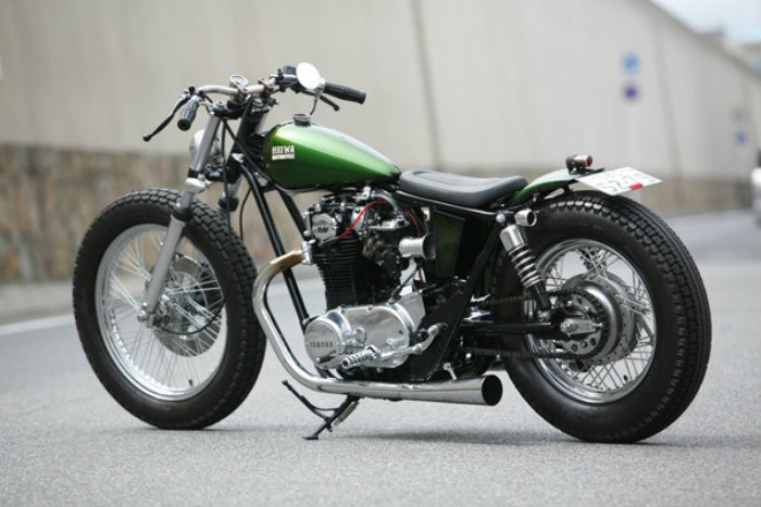 1 .. very nice bobber