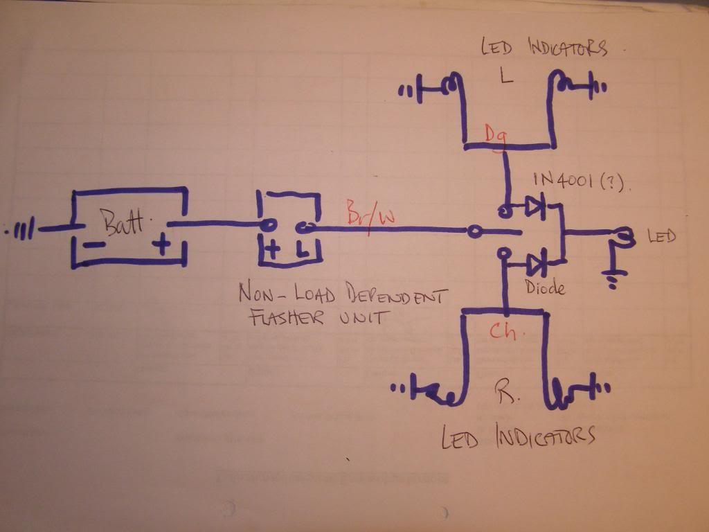 Xs650 Wiring Diagram Blinkers - Wiring Diagram Write on