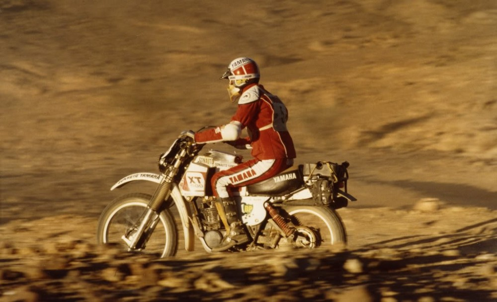 4 .. '79 Paris-Dakar .. 1st 2nd