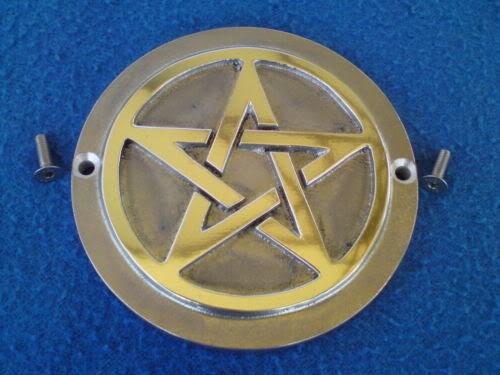 6 .. pentagram cover