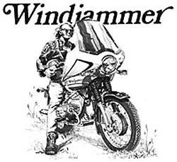 7 .. Windjammer a la Craig Vetter