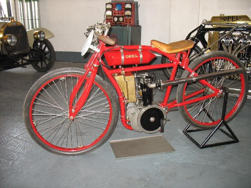Boardtracker 3 .. opel sand racer replica...13-23 hp...over 40kmh....DM700 in 1922