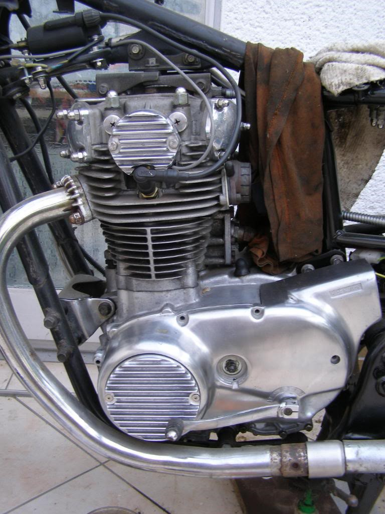 Fin 8 .. motor from the left