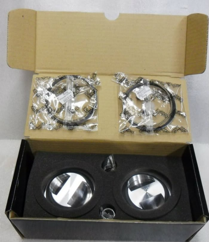 LR1 .. Wossner pistons for long rod kit