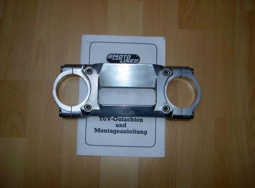 Moto-Line … 35 x 55 x 182-185 … forged .. 500g