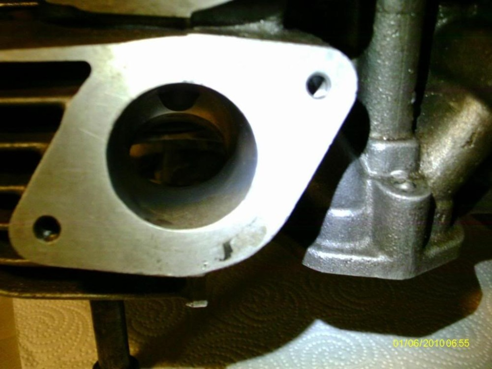 OW72 inlet port