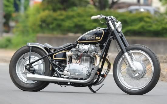 1 .. motoshop tonouchi ... heritage special 650 ... xs650spl