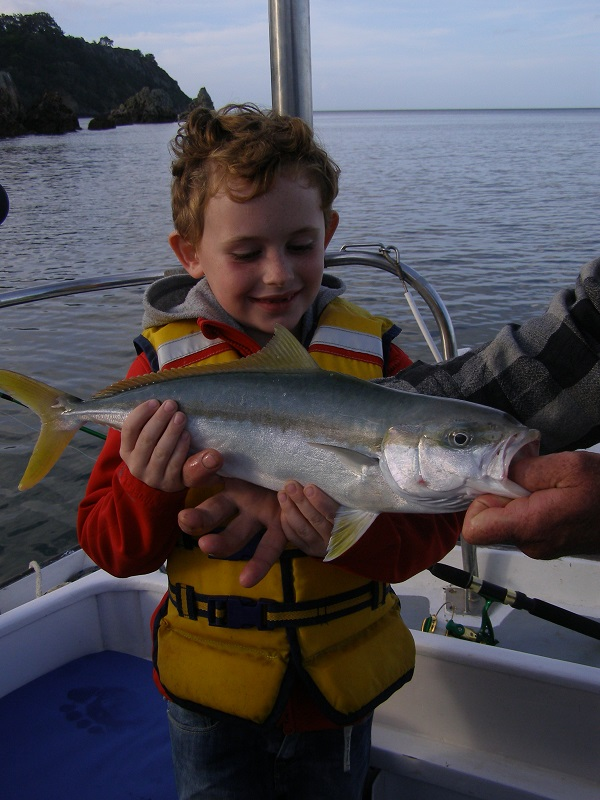 1st King Fish