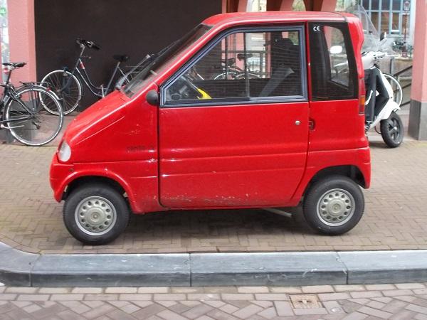 3 .. canta LX micro car